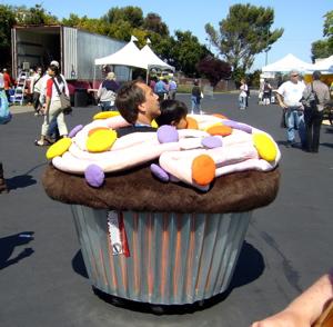 Weblog Food Cupcake 2