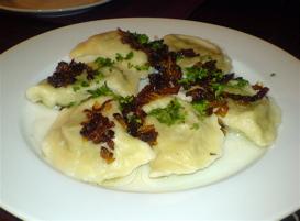 Weblog Food Oldkrakow  Pierogi