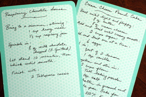 Weblog Food Recipe 2