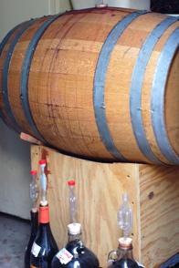 Weblog Food Rhone Barrel