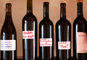 Weblog Food Rhone Bottles2
