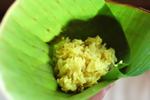 Weblog Food Turmeric Rice 2