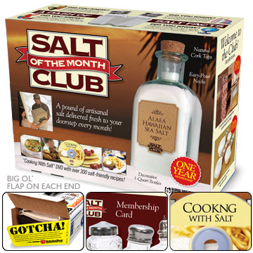 Salt-of-the-Month Club